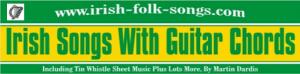 Irish Songs & Chords Logo