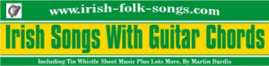 Irish Songs & Chords Logo